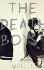 The Death Boys (Nico/Anubis) by Hum-OuO
