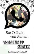 WhatsApp Chats - Die Tribute von Panem by GinevraWeasley17