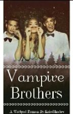 Vampire brothers by KrissShadow