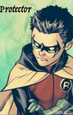 Protector {Damian W.} by upsetcactus