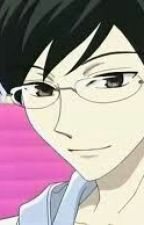 Help me glasses (Kyoya x Reader) by That_one_minecrafter