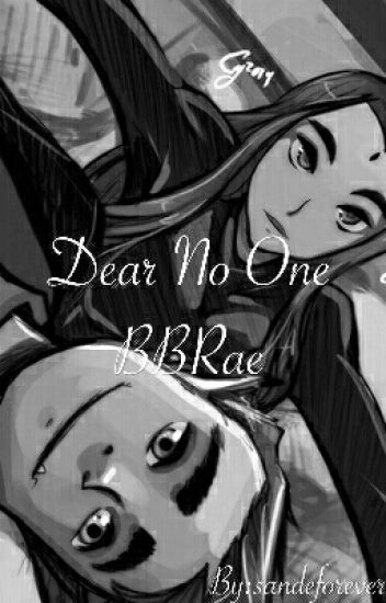 Dear No One-BBRae