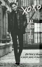 XOXO (Exo, Kai y Tú) (TERMINADA) by tinirojaskai