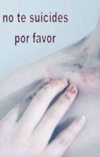 No te suicides por favor //Shawn Mendes// by paulinapinguin
