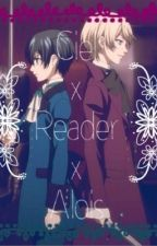Why? (Ciel x Reader x Alois) by Determinatum