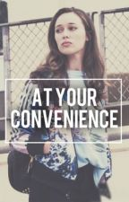 At Your Convenience (GirlxGirl) by WantingToFly