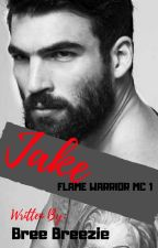 Jake: Flame Warrior MC 1 by breebreezie