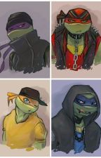TMNT Punks Unleashed by SirenBlackheart13