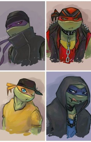 TMNT Punks Unleashed