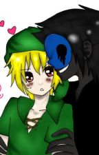 Ben Drowned + Eyeless Jack by MysteriousWriter979