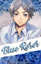 Blue Roses ⇨Suga by megustacomerydormir2