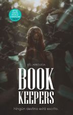 Book Keepers {1STawards} by arbol-san