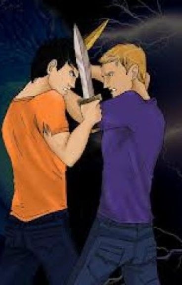 LUKE CASTELLAN X PERCY JACKSON FANFICTION BOY X BOY