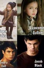 Renesmee Cullen's Twin Sister by MissyTee23