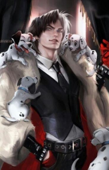 Designer Duo (Male!Cruella Deville x Reader)