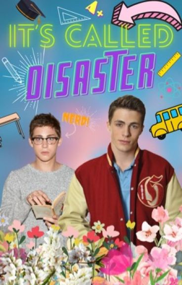 It's Called Disaster (boyxboy) (book 1)