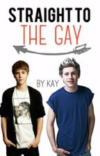 Book #1: Straight To The Gay (Jiall Boran) by MagicalLarry