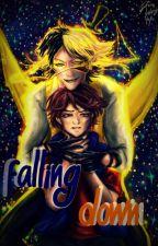 Falling Down by Reina_Izanami