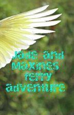 jade and maxines ferry adventure!! by jadeangel24