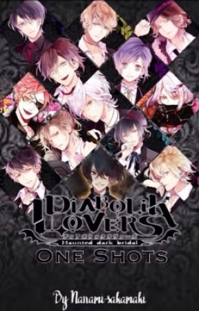 Diabolik lovers: one shots (REQUESTS CLOSED!!!!) - Reiji x