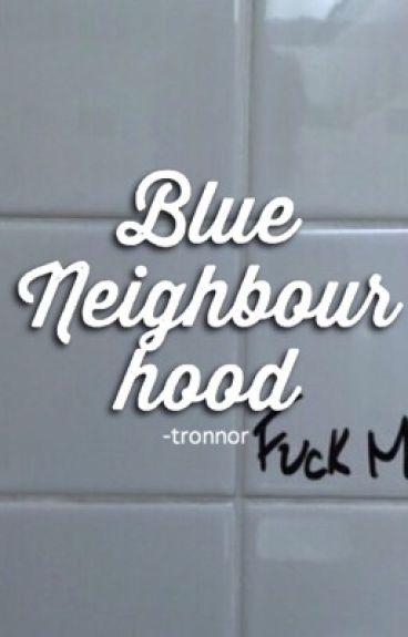 blue neighbourhood ✧ tronnor