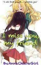 I miss you, my friend //Ib// by AnnaChiaraGirl