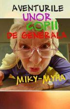 Aventurile unor copii de generala by Miky-Myha