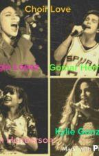 Choir Love by PrettyNiya2264