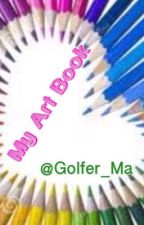 My Art Book by Golfer_Ma