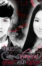 CAMPUS VAMPIRES: HEART AND BLOOD [ON-GOING] by hismajesty
