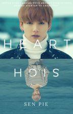 Heart Sigh • Jikook by jikookpie