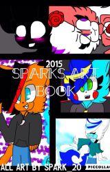 Sparks Art Book 2015  by Spark_20