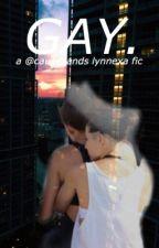 gay. / lynnexa by causebands