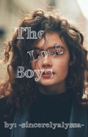 The Lost Boys by -sincerelyalyssa-