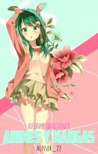 Recomendaciones de Anime y Manga by carmenchu279