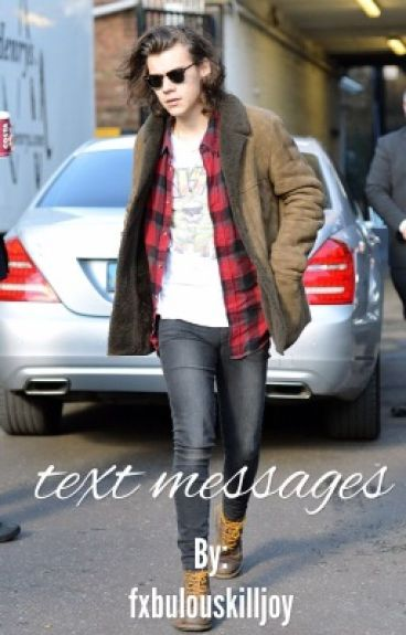 text messages ➳ larry stylinson
