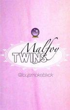 Malfoy Twins ❀ harry potter [os] by loujsmokeblxck