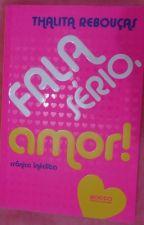 Fala sério, amor! by AlixAntunesMartin