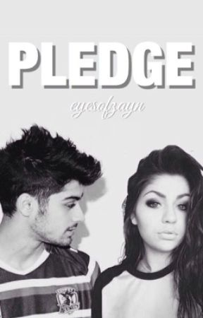 Pledge || z.m || by eyesofzayn