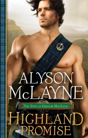 THE SONS OF GREGOR MACLEOD by AlysonMcLayne