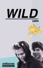 WILD; cake by redflannels