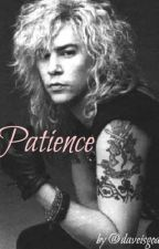 Patience by itssoizzyy