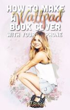 How to Make A Book Cover With Your Phone!(traduzione italiana) by labrunos