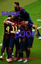 BARCA FANS BOOK by oumi_neymarzete