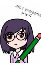 Arts & Edits >w< by Kuroneko_01