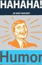 Het Grote Humor Boek by FERRIEFUNNIE