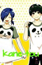 KENE-TOU (kaneki y touka)  by Kemyluzmontenegropor