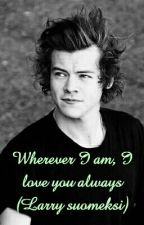Wherever I am, I love you always (Larry suomeksi) by larrystealmylife