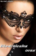 Strażniczka oczu by red_olinka