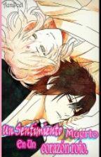Un sentimiento muerto, en un corazón roto (SasuSaku) by AuraPoet